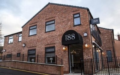 One88 in Whitefield featured in The Good Food Guide 2017